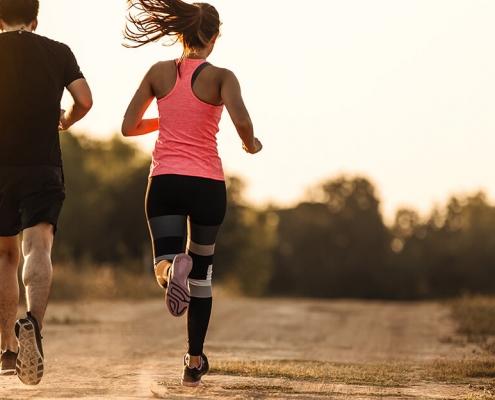 trail running vs running